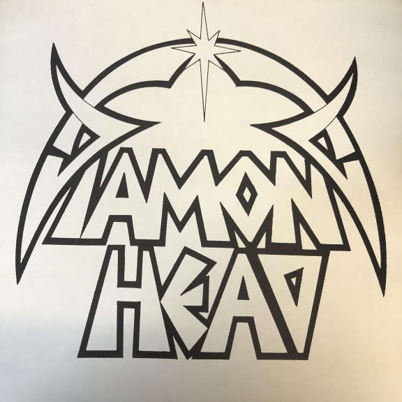 Diamond Head Wild On The Streets LP 0