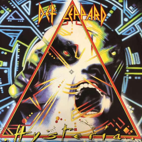 Def Leppard Hysteria  LP 0