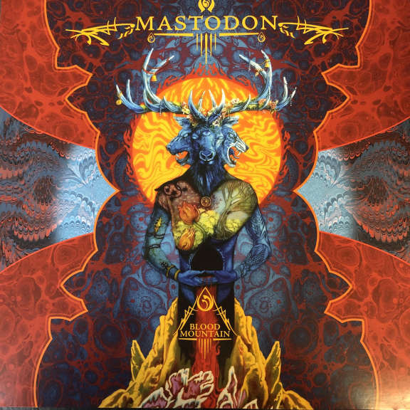 Mastodon Blood Mountain  LP 0