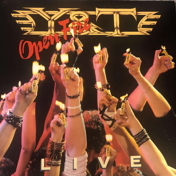 Y & T Open Fire LP 0