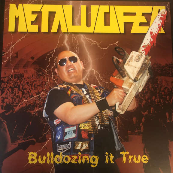 Metalucifer Bulldozing It True LP 0