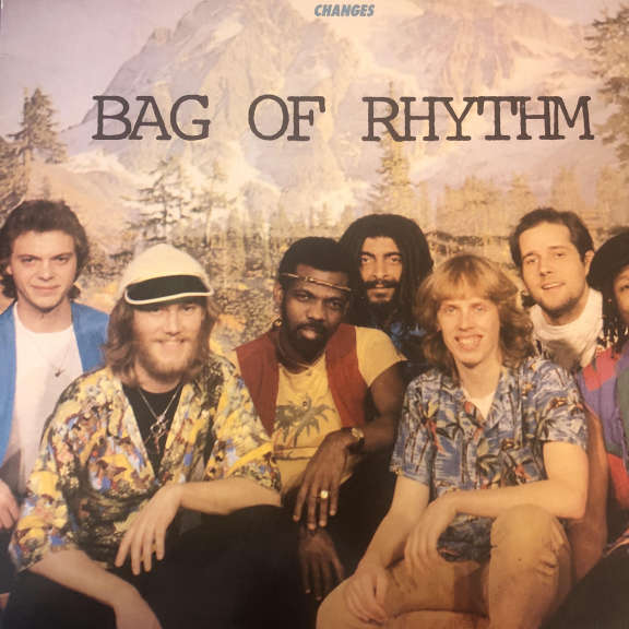 Bag Of Rhythm Changes LP 0
