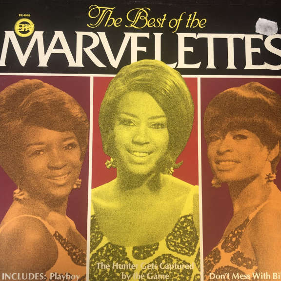 The Marvelettes The Best Of The Marvelettes LP 0