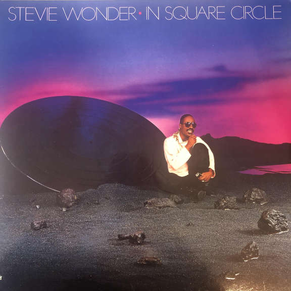 Stevie Wonder In Square Circle LP 0