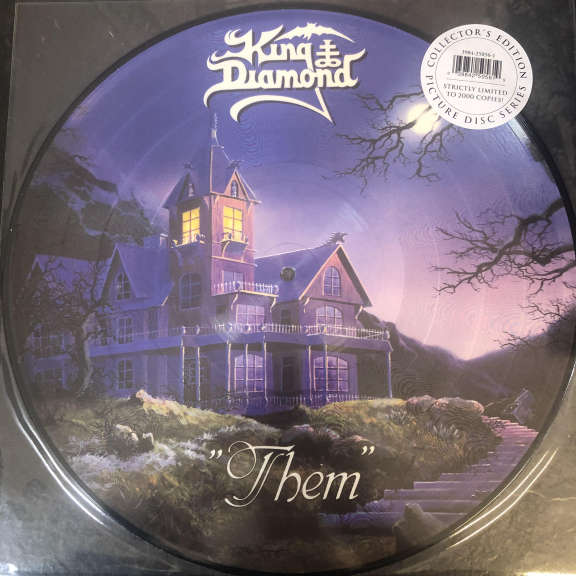 "King Diamond ""Them"" LP 0"