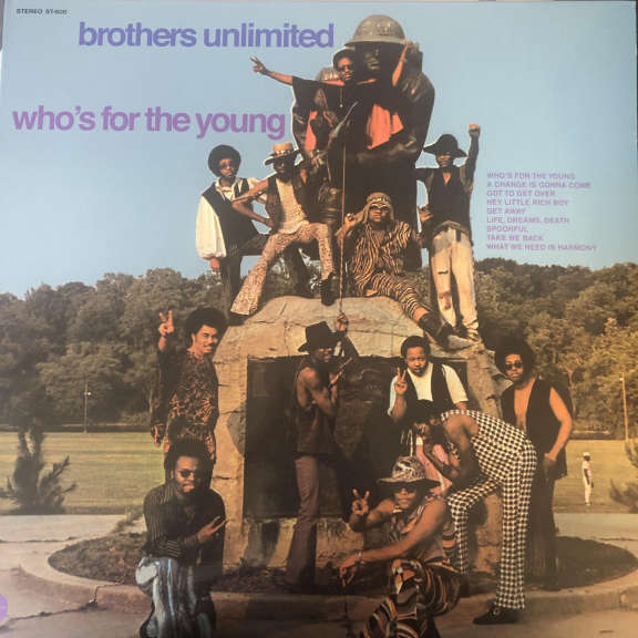 Brothers Unlimited Who's For The Young LP 0