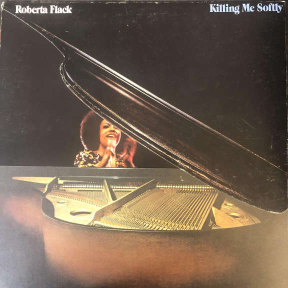 Roberta Flack Killing Me Softly LP 0