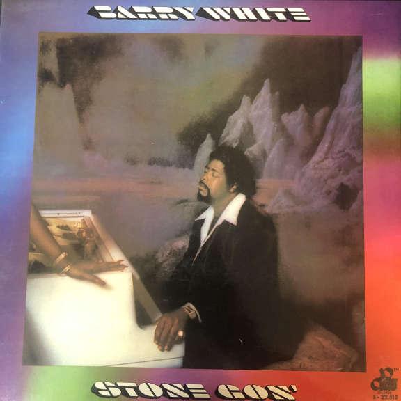 Barry White Stone Gon' LP 0