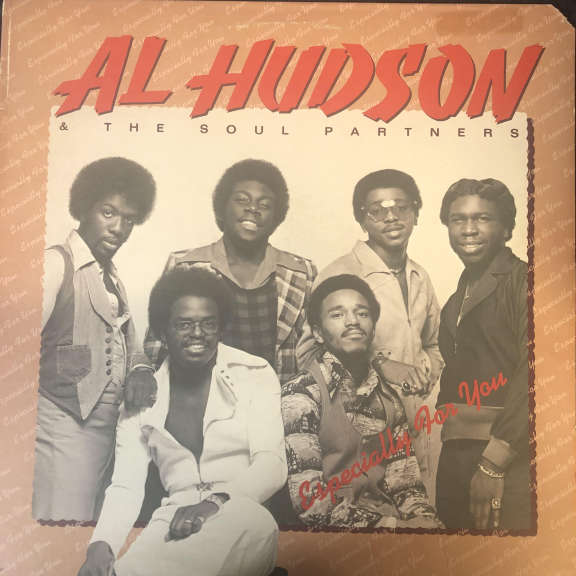 Al Hudson & The Soul Partners Especially For You LP 0