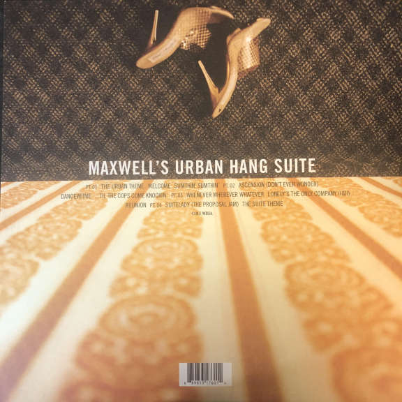 Maxwell Maxwell's Urban Hang Suite LP 0