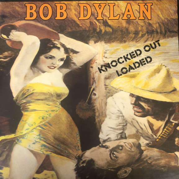 Bob Dylan Knocked Out Loaded LP 0