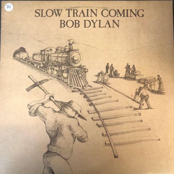 Bob Dylan Slow Train Coming LP 0