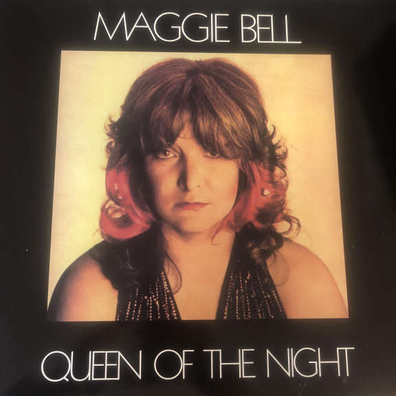 Maggie Bell Queen Of The Night LP 0