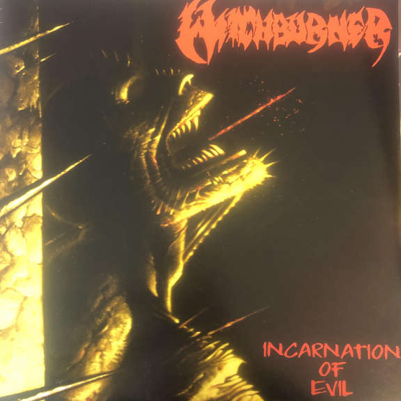 Witchburner Incarnation Of Evil LP 0