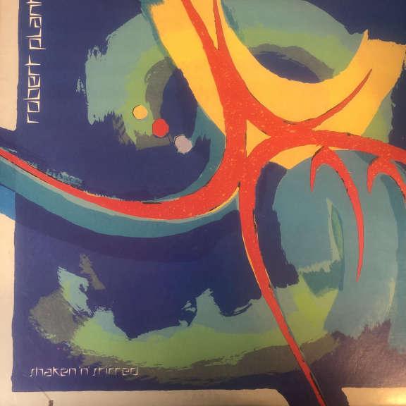 Robert Plant Shaken 'N' Stirred LP 0