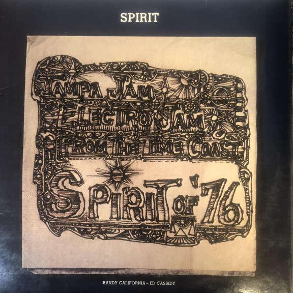 Spirit Spirit Of '76 LP 0