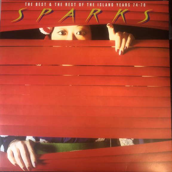 Sparks The Best Of Sparks LP 0