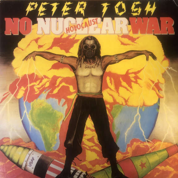 Peter Tosh No Nuclear War LP 0