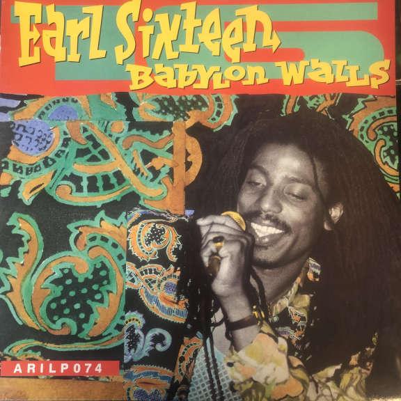 Earl Sixteen Babylon Walls LP 0