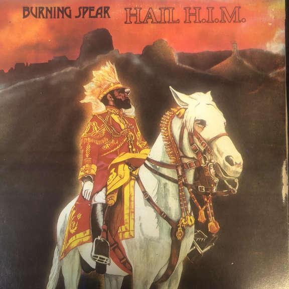 Burning Spear Hail H.I.M. LP 0