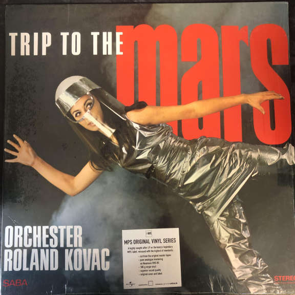 Orchester Roland Kovac Trip To The Mars LP 0