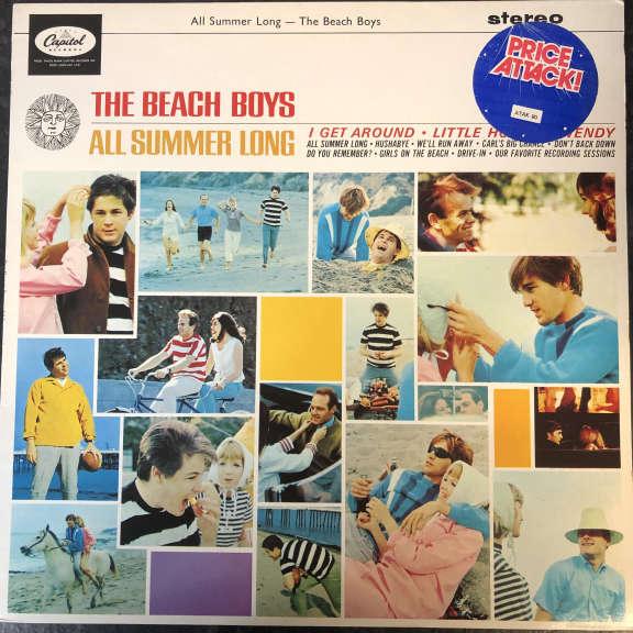 The Beach Boys All Summer Long LP 0
