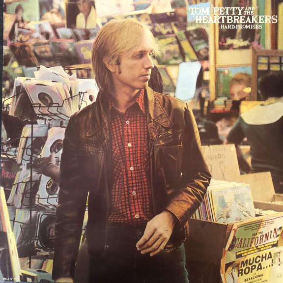 Tom Petty And The Heartbreakers Hard Promises LP 0
