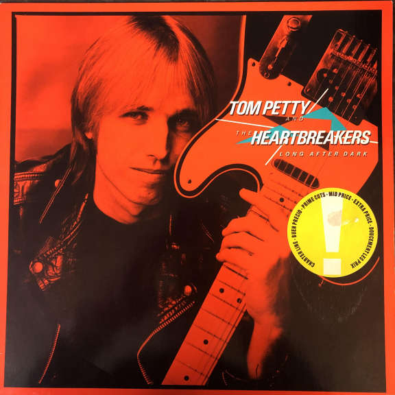 Tom Petty And The Heartbreakers Long After Dark LP 0