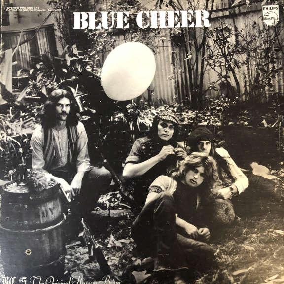 Blue Cheer BC #5 The Original Human Being LP 0