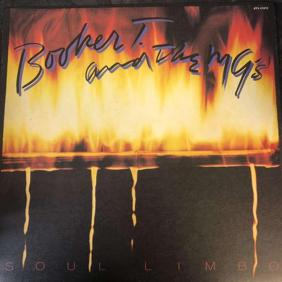 Booker T. & The MG's Soul Limbo LP 0