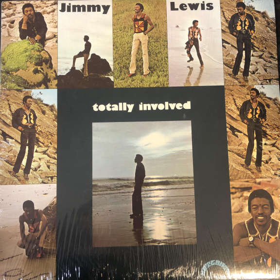 Jimmy Lewis Totally Involved LP 0