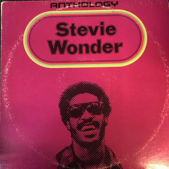 Stevie Wonder Anthology LP 0
