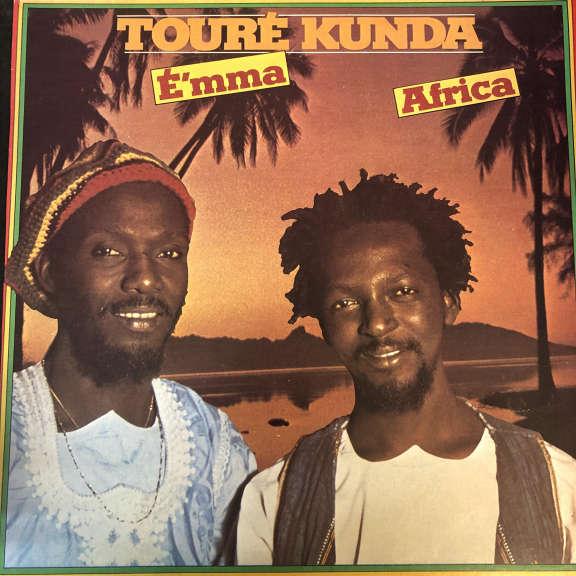 Touré Kunda Les Frères Griots - E'mma Africa LP 0