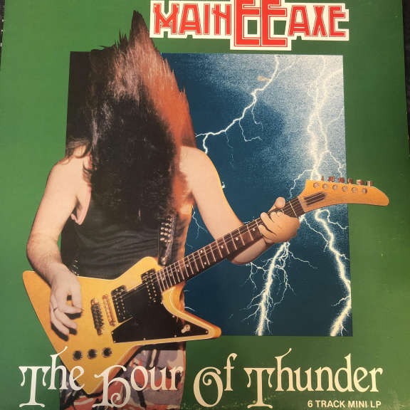 Maineeaxe The Hour Of Thunder LP 0