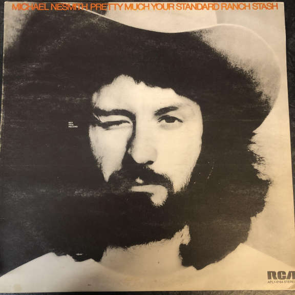 Michael Nesmith Pretty Much Your Standard Ranch Stash LP 0
