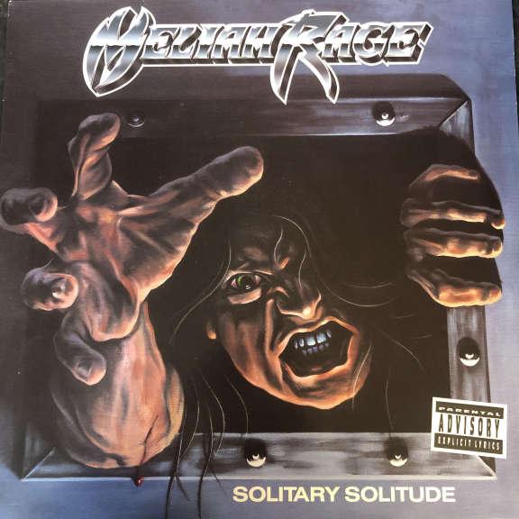 Meliah Rage Solitary Solitude LP 0