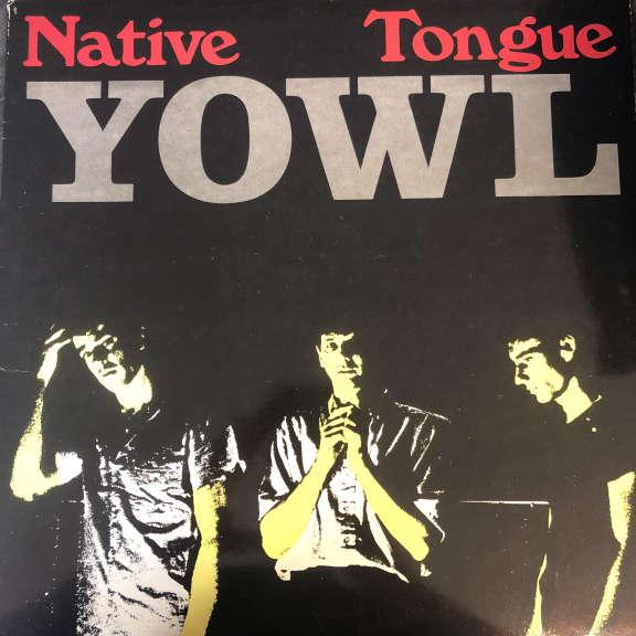 Native Tongue Yowl LP 0