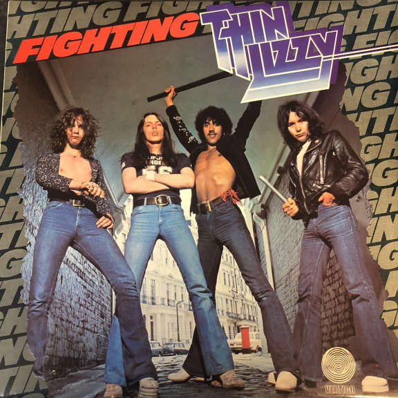 Thin Lizzy Fighting LP 0