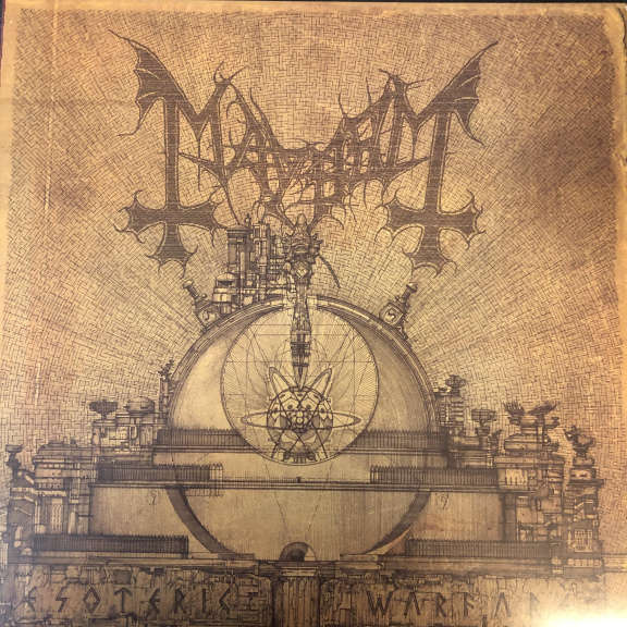 Mayhem Esoteric Warfare LP 0