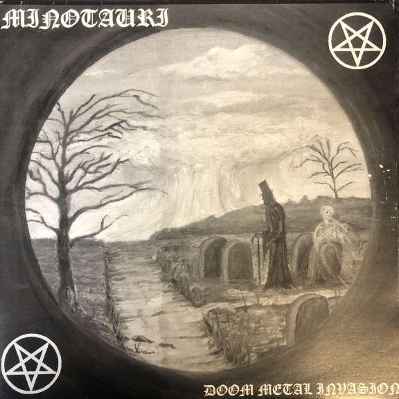 Minotauri Doom Metal Invasion LP 0