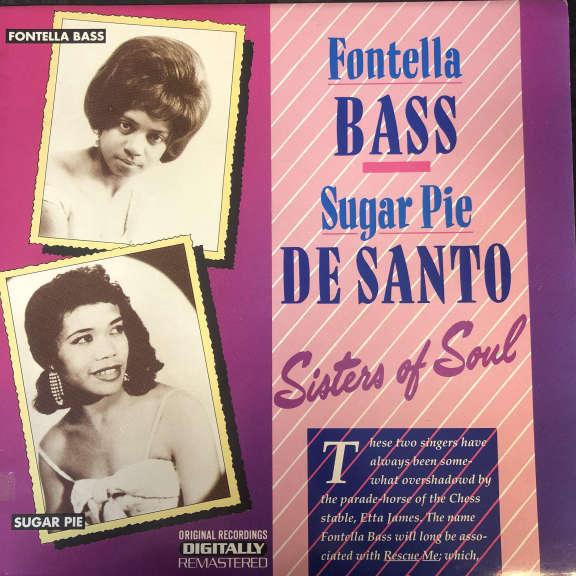 Fontella Bass / Sugar Pie DeSanto Sisters Of Soul LP 0