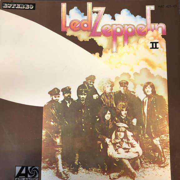 Led Zeppelin Led Zeppelin II  LP 0
