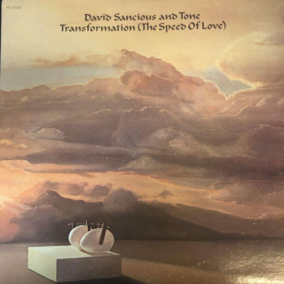 David Sancious And Tone Transformation (The Speed Of Love) LP 0