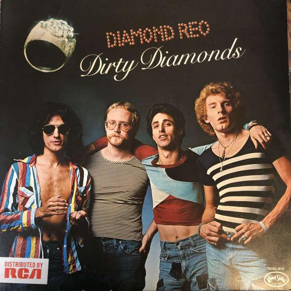 Diamond Reo Dirty Diamonds LP 0