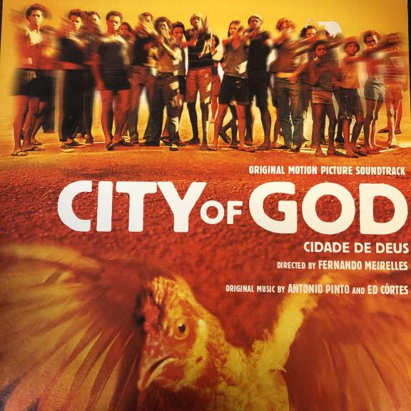 Antonio Pinto & Ed Côrtes City Of God (Original Motion Picture Soundtrack)  LP 0
