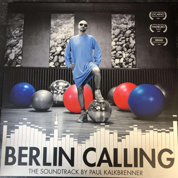 Paul Kalkbrenner Berlin Calling (The Soundtrack) LP 0