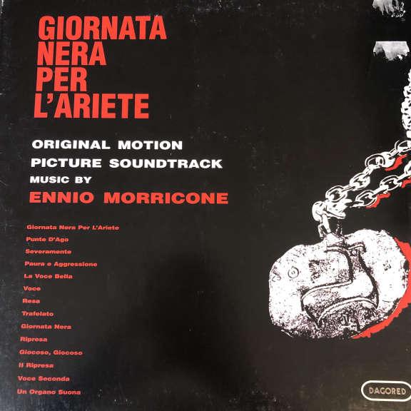 Ennio Morricone Giornata Nera Per L'Ariete (Original Motion Picture Soundtrack) LP 0