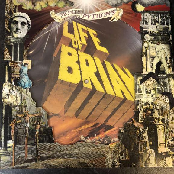 Monty Python Life Of Brian LP 0
