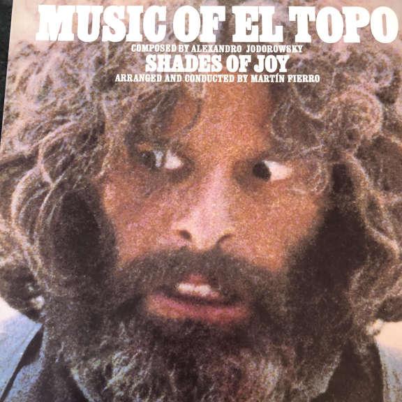 Shades Of Joy The Music Of El Topo LP 0