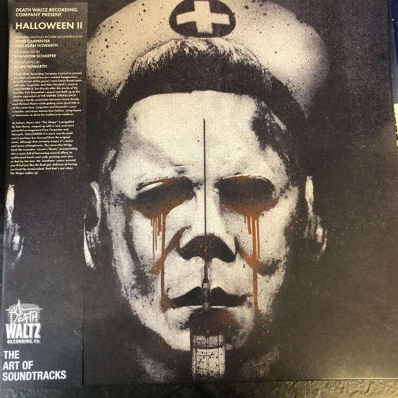 John Carpenter & Alan Howarth Halloween II LP 0